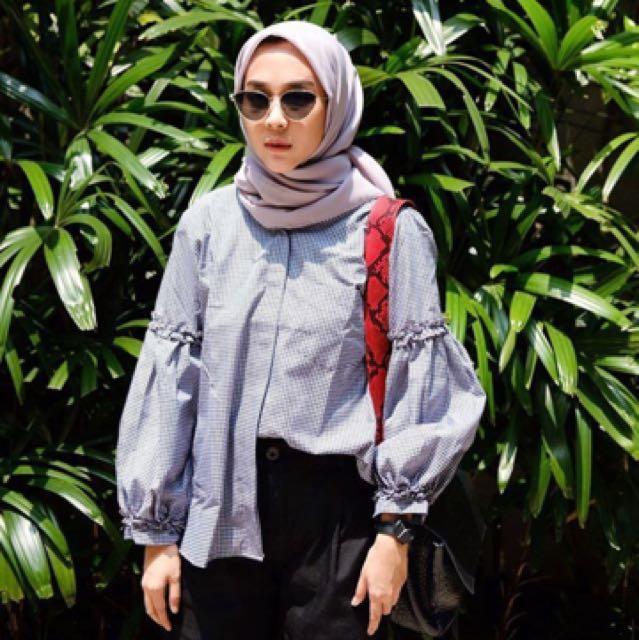 Blouse hijabers (free ongkir)