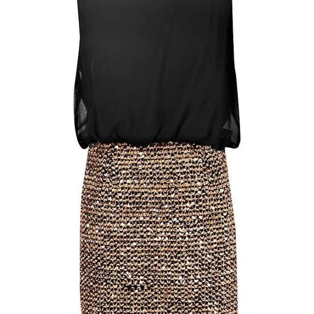 Bodycon dress 2-in-1