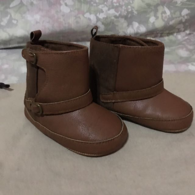 Carter's Brown Ankle Boots