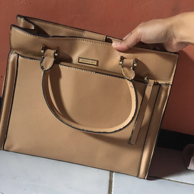 Charles & keith bags