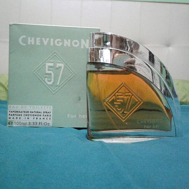 Chevignon 57 Perfume