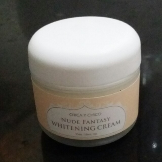 Chico y Chica Nude Fantasy Whitening Cream