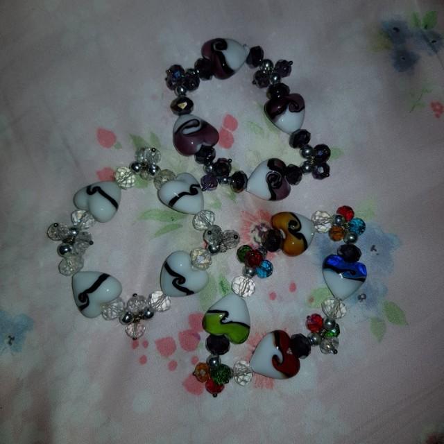 Chinese bracelets