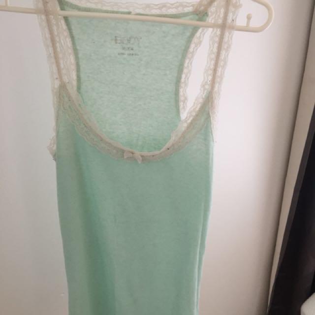 Cotton on Body singlet size: M