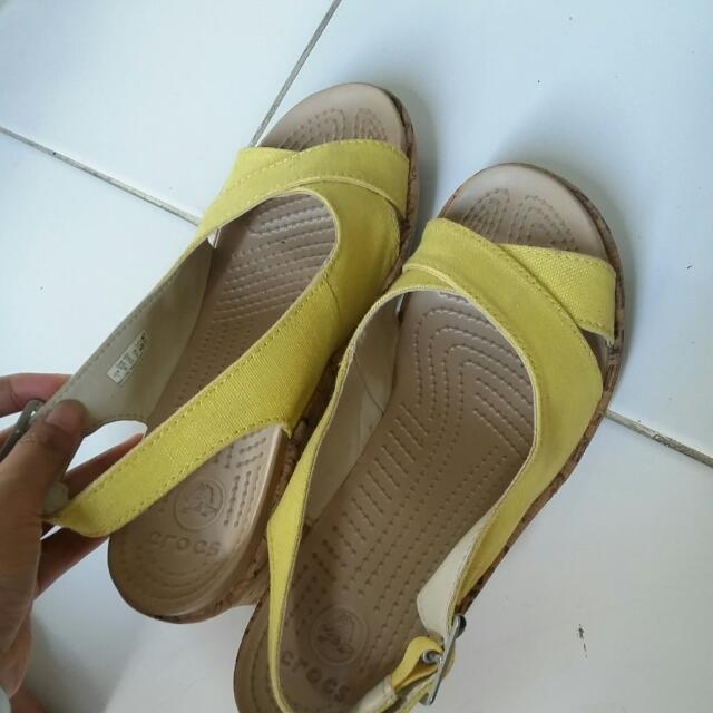 Crocs Ori Heel Wedges