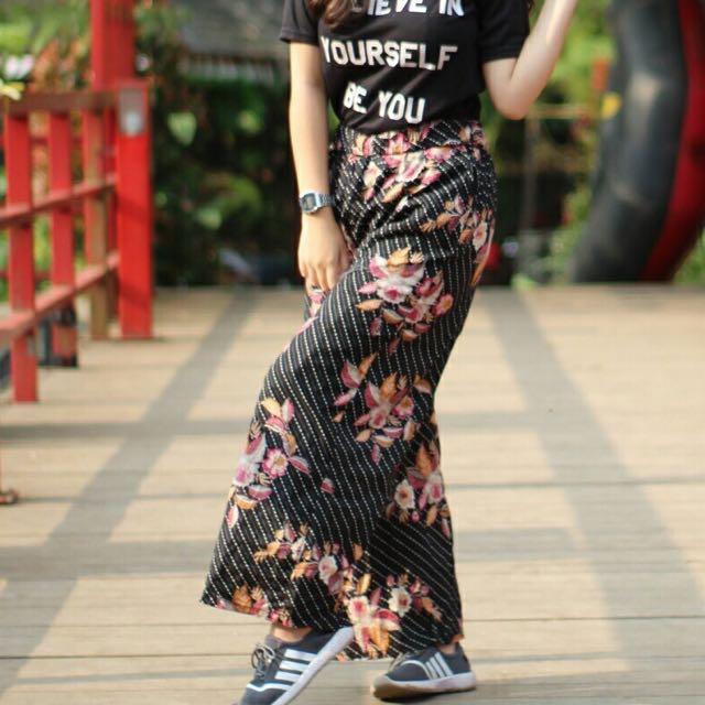 Culote batik