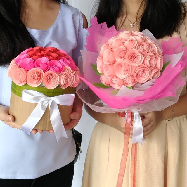 Custom Paper Flower Paper rose