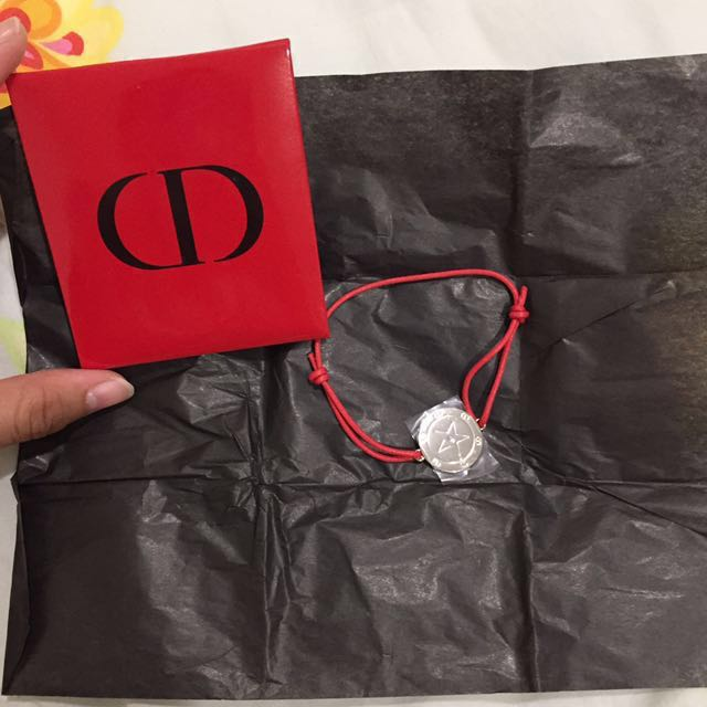 Dior手繩鍊