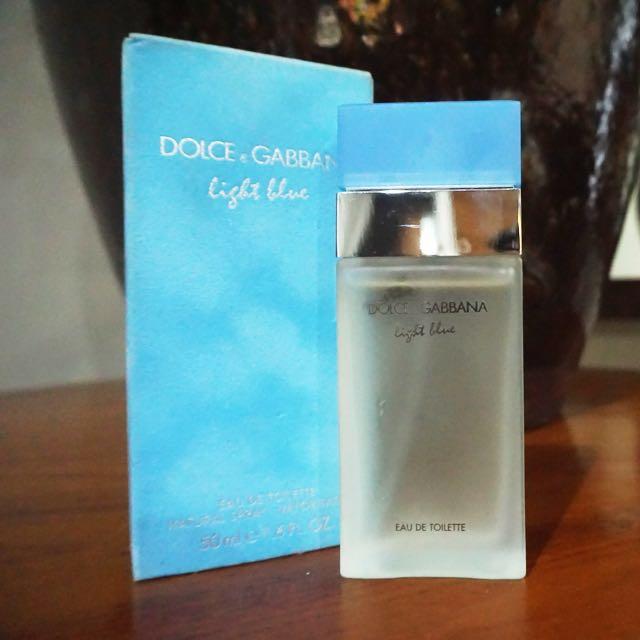 Dolce And Gabbana Light Blue Perfume