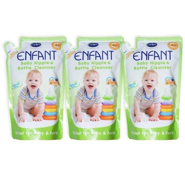 Enfant Nipple and Bottle Cleaner