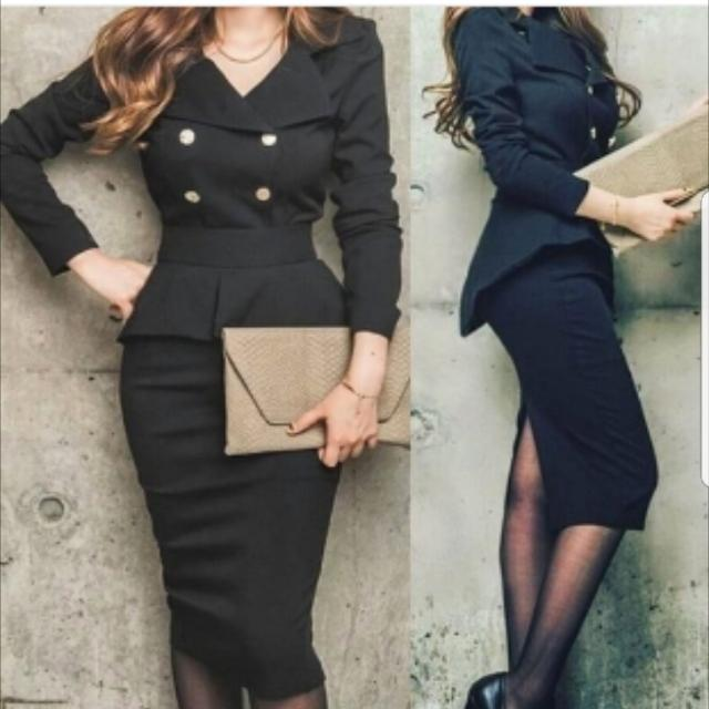 Estefenia Boss Suit 2pcs