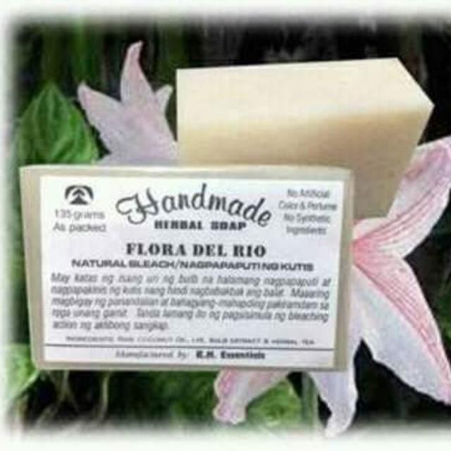 Flora del Rio Organic Soap