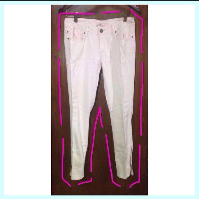 Forever21 Semi Jeans Pink / Celana Panjang
