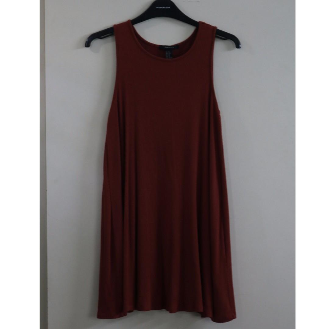 Forever 21 Ribbed Dress