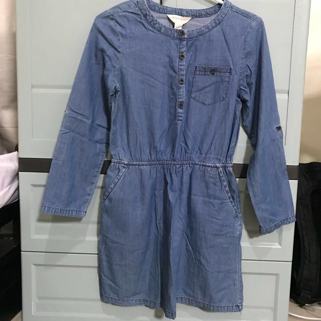 Forever 21 Soft Denim Dress