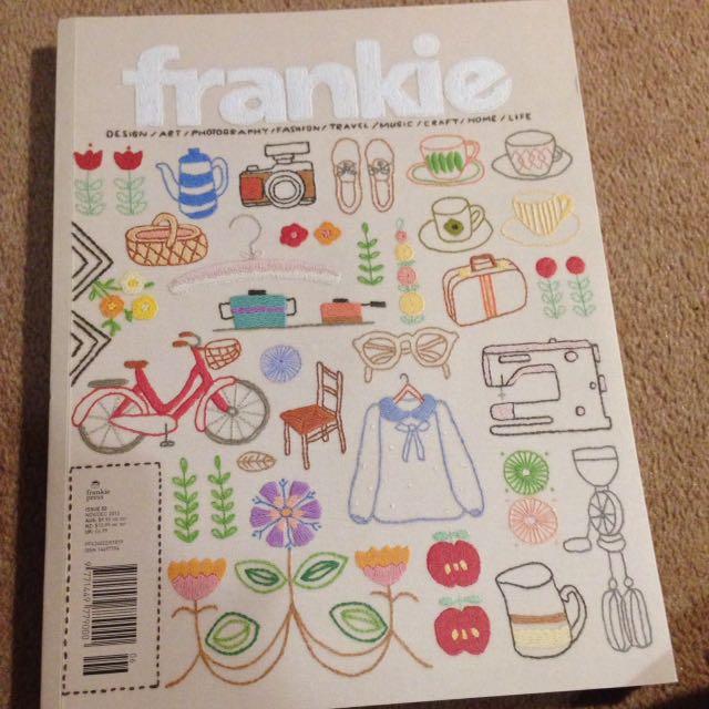 Frankie issue 50 nov dec 2012