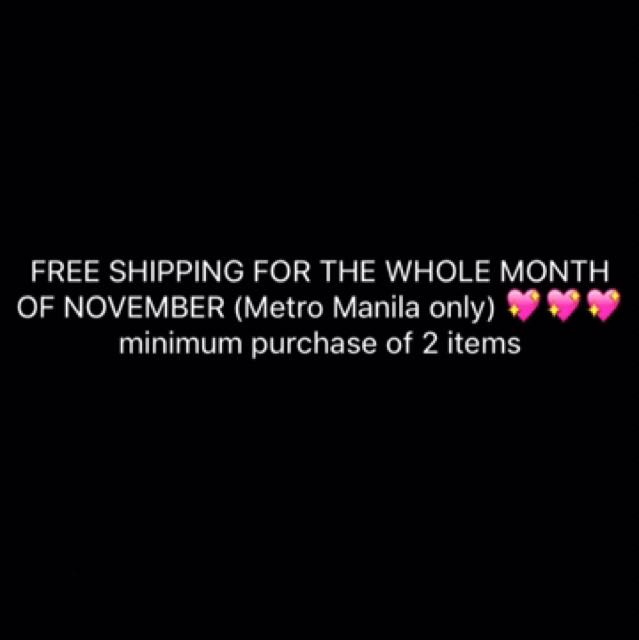 FREE SHIPPING 💖 check my listings now!!!