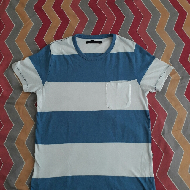 French Connection Stripe Shirt