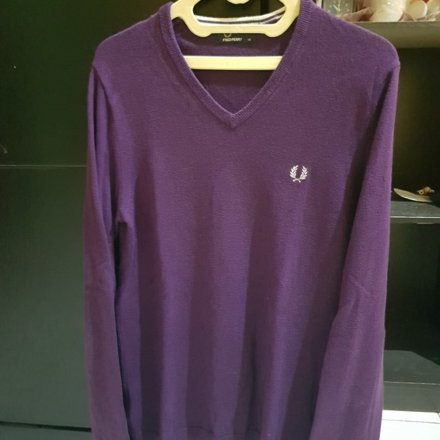 FS Fred Perry sweater sz XS fit S