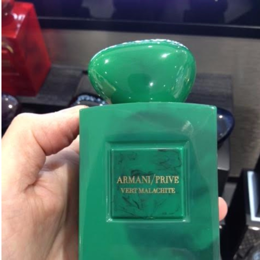 Prive Unisex Cologne Giorgio Luxury Malachite Perfume Vert Armani m6yvIf7gYb