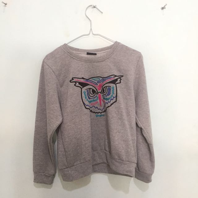 gogirl birthday edition sweater