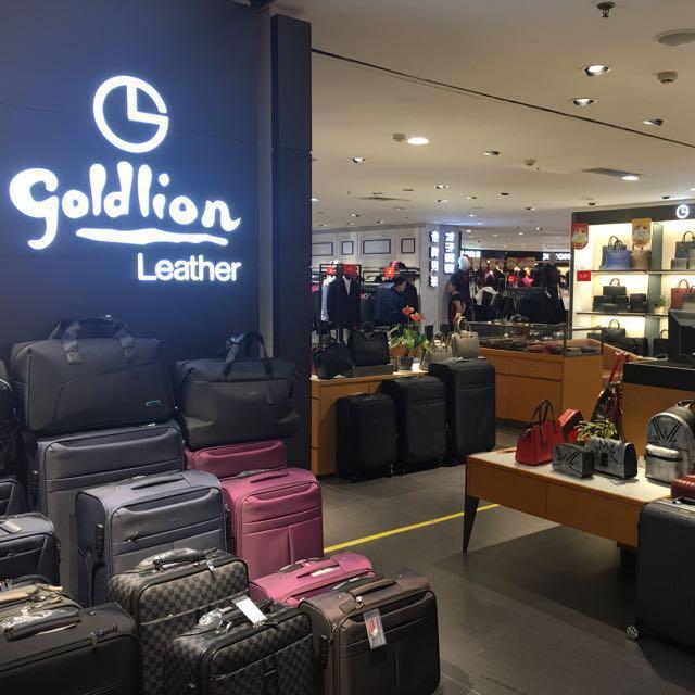 Goldlion 新加坡專櫃國際品牌男士袖扣環