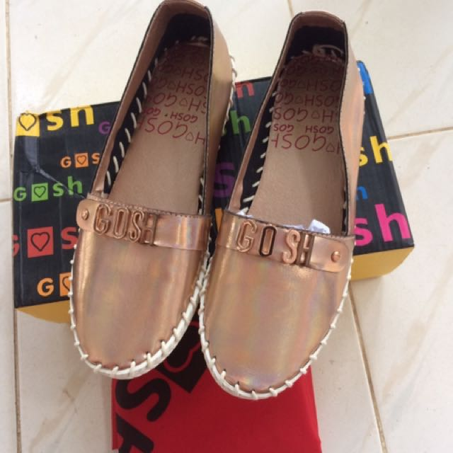 Gosh Rose Gold size 38