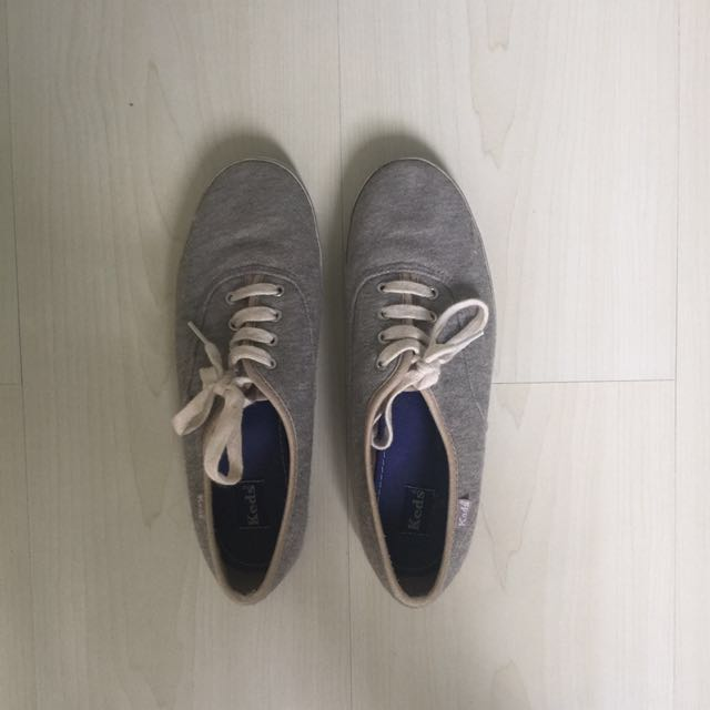 Grey Keds Sneakers