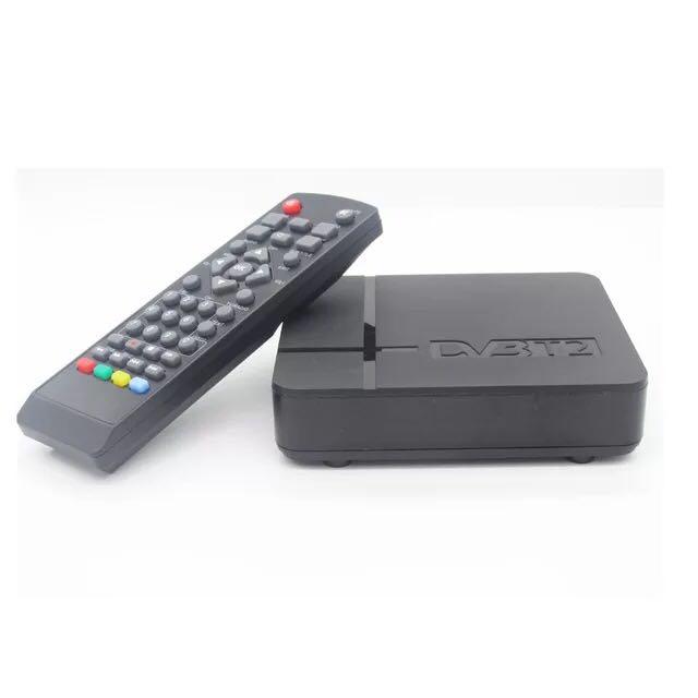 HD DVB-T2 Digital TV Box With Antenna