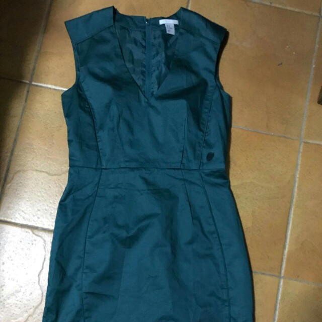 Brand new H&M Emerald Green Dress