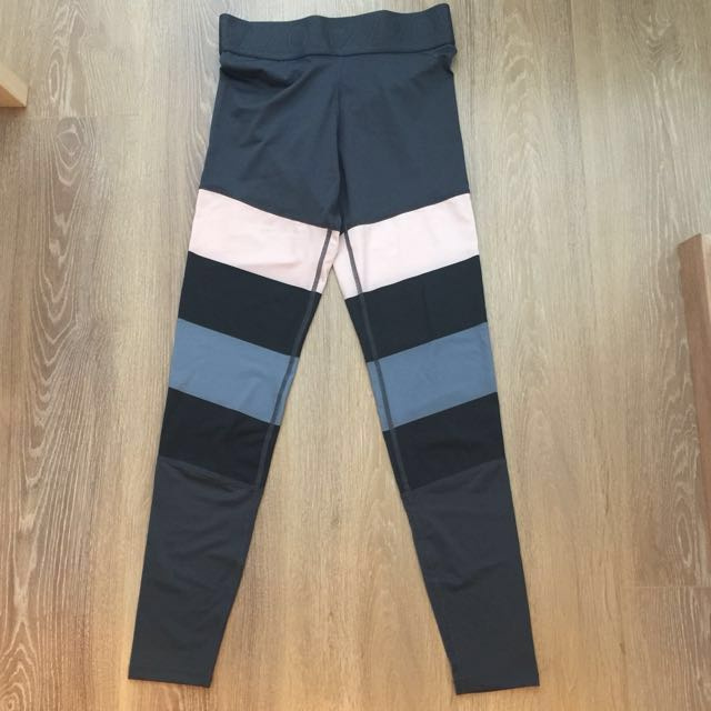 2bc4ccca003b7 H&M Limited Edition Women sports tights, Sports, Sports Apparel on ...