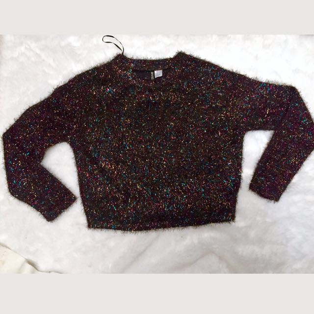 H&M party long sleeve