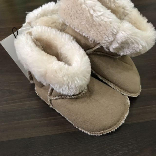 H&M prewalker boots ( original ) new.