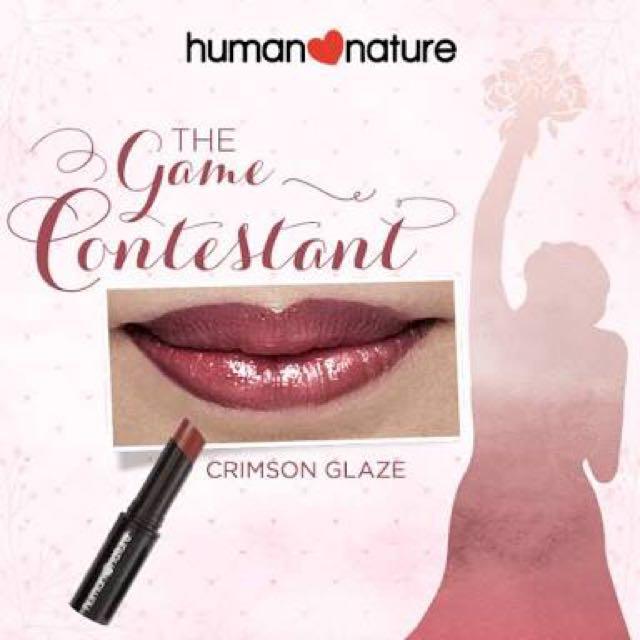 Human nature lipstick #shopforbeauty