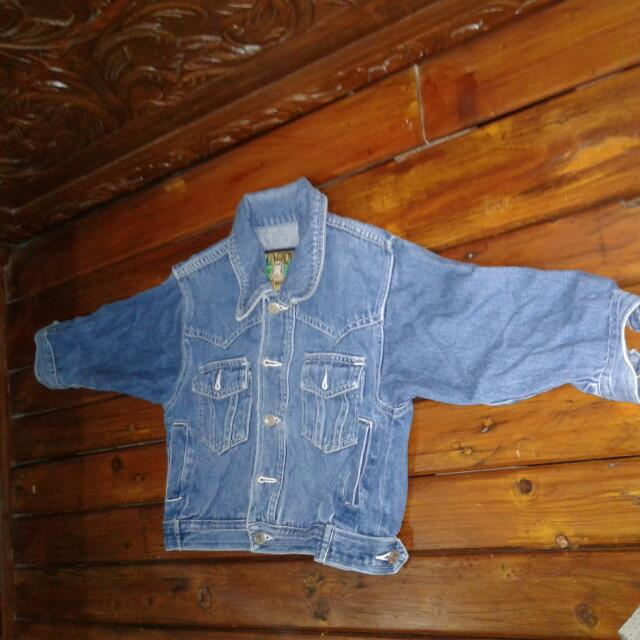 Jaket Bhn Denim