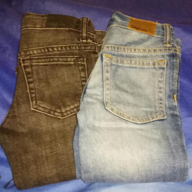 jeans baby gap skinny