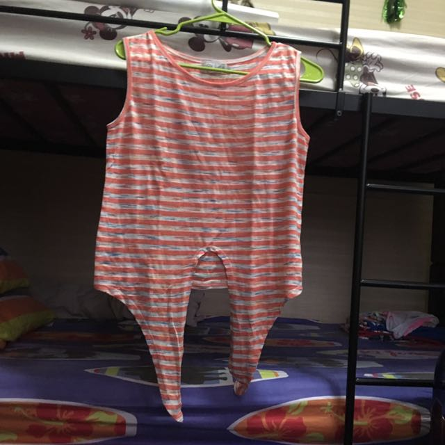 Just G stripes blouse