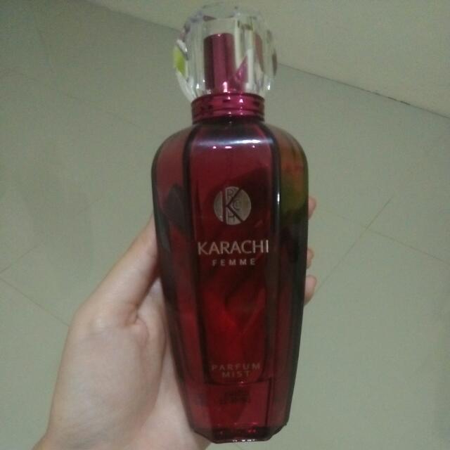 Karachi Red Perfume