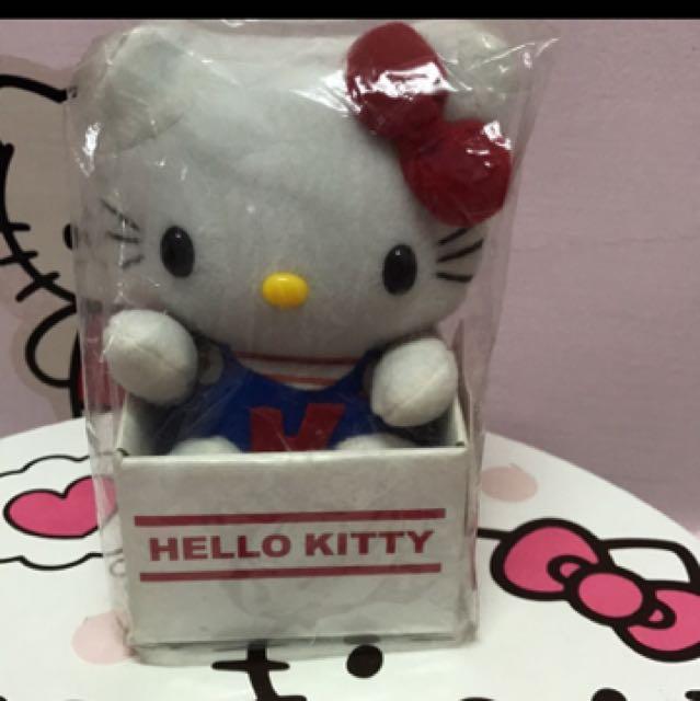 Kitty 娃娃