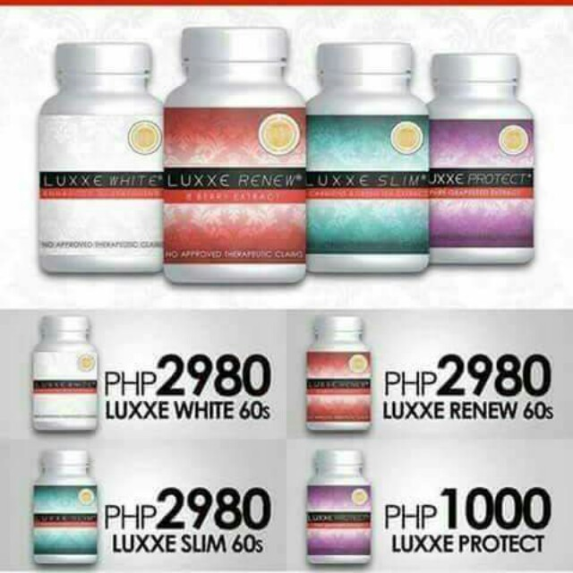 Legit Luxxe Products!