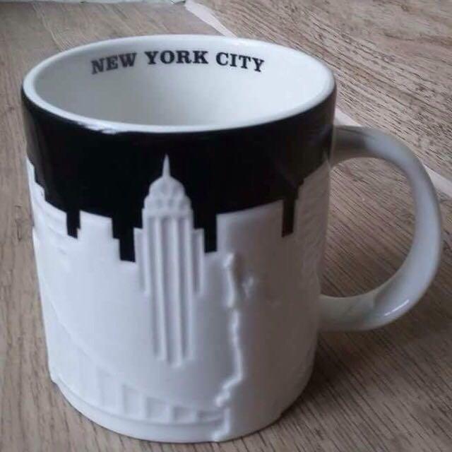 Limited edition starbucks new york mug