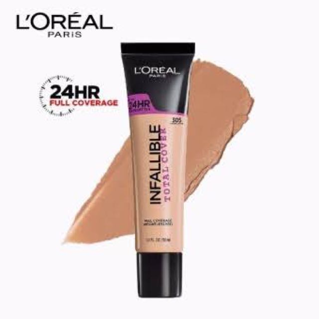Loreal infallible total coverage