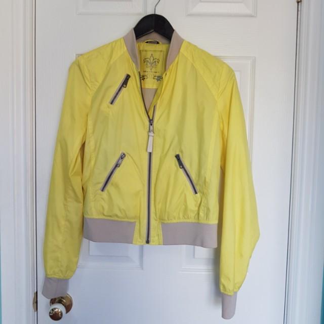 Price Drop! MACKAGE Aritzia bomber jacket