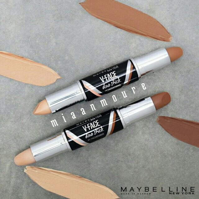 Maybelline contour