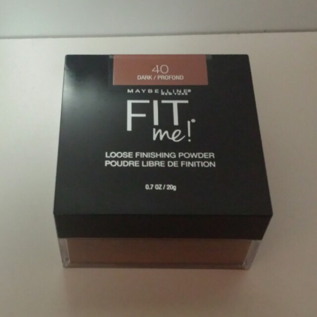 Maybelline Fit Me Powder