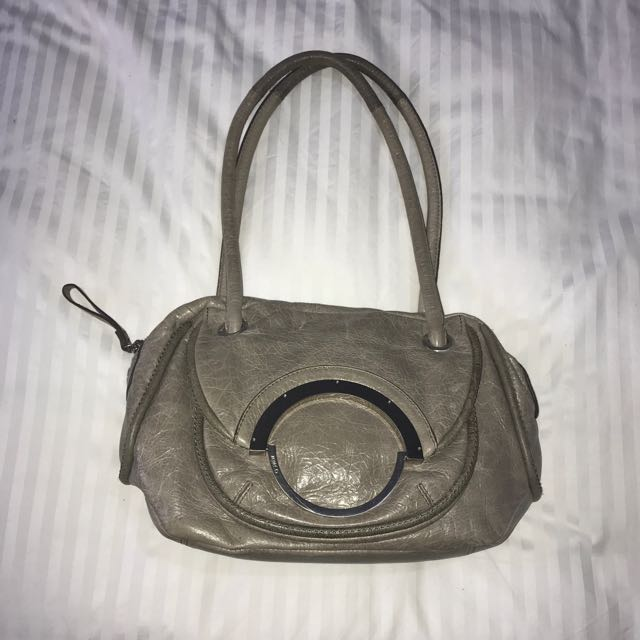 Mimca Shoulder bag - Leather