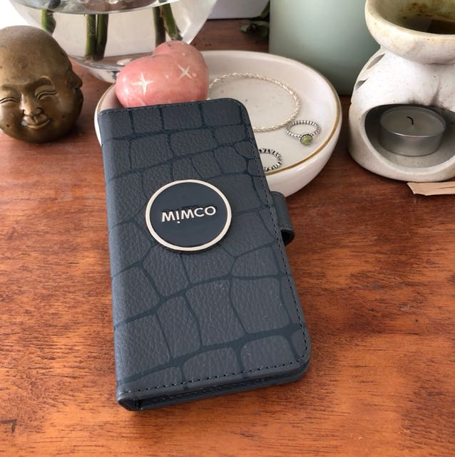 Mimco iPhone 7/8 flip case