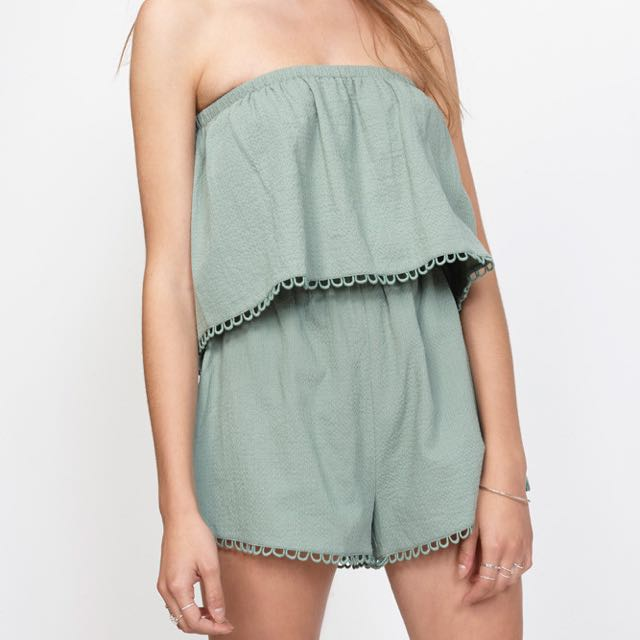 Mink Pink Jessica Playsuit 8/Small Princess Polly