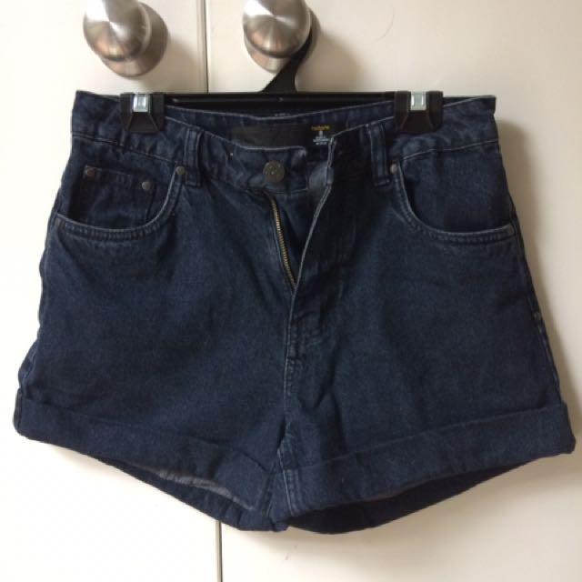Mom shorts