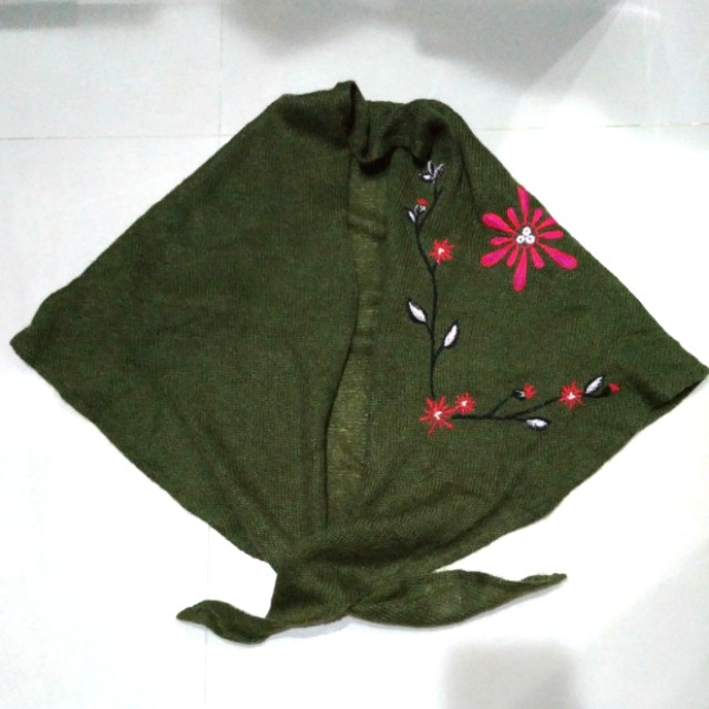 Morgan圍巾
